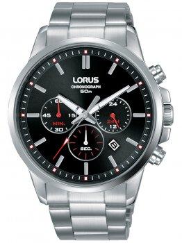 Години Lorus RT383GX9 Chrono Herren 43mm 5ATM