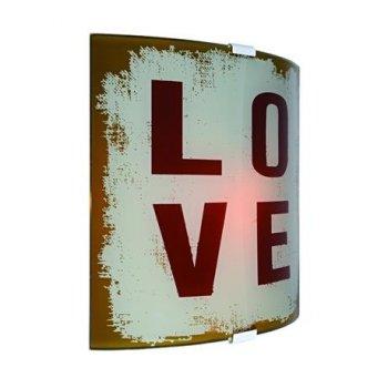 Світильник настінний Markslojd Love 104891