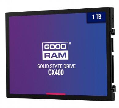 """Goodram CX400 1TB 2.5"""" SATAIII 3D TLC (SSDPR-CX400-01T)"""