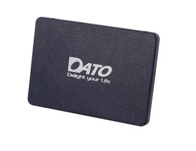 "Накопичувач SSD 120GB Dato DS700 2.5"" SATAIII TLC (DS700SSD-120GB)"