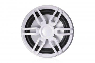 """Морські колонки (сабвуфери) Fusion XS-SL10SPGW 10"""" серії XS Sports з LED-підсвіткою, сірі/білі"""
