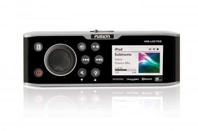 Морська аудіо система Fusion MS-UD755 з вбудованим UNI-Dock