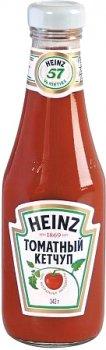 Кетчуп Heinz томатный 342 г (87157116)