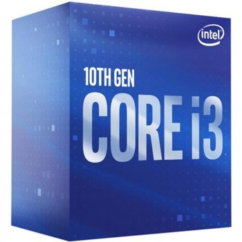 Процесор Intel Core i3 10100 3.6 GHz 6MB Comet Lake 65W S1200 Box BX8070110100