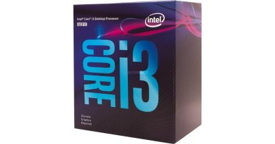Процесор Intel Core i3 9100F 3.6 GHz 6MB Coffee Lake 65W S1151 Box