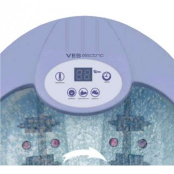 Гидромассажная ванночка Ves Electric Ves DH 75L с пультом ДУ