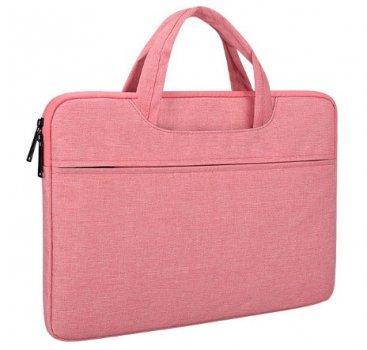 """Сумка для ноутбука 14,1"""" Digital Tony light pink"""