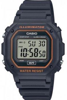 Чоловічі годинники Casio F-108WH-8A2EF