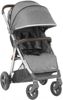 Прогулочная коляска BabyStyle Oyster Zero Mercury (5060541764064)