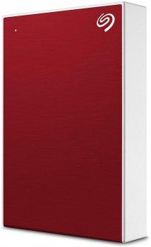 "Жорсткий диск Seagate Backup Plus Portable 5TB STHP5000403 2.5"" USB 3.0 External Red"
