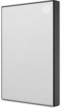 "Жорсткий диск Seagate Backup Plus Slim 1TB STHN1000401 2.5"" USB 3.0 External Silver"