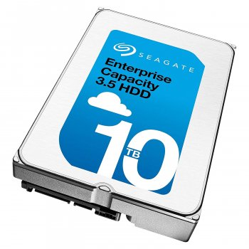 Жесткий диск Seagate Exos X10 10TB 512e SATA 3.5CAL Helium