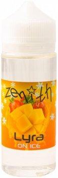 Рідина для електронних сигарет Zenith Lyra on Ice 3 мг 120 мл (Манго + полуниця + лід) (Z-LI-120-3)