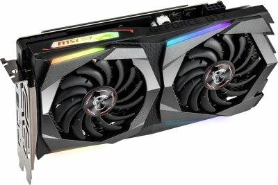 MSI PCI-Ex GeForce GTX 1660 Gaming 6G 6GB GDDR5 (192bit) (1785/8000) (3 x DisplayPort, 1 x HDMI) (GeForce GTX 1660 GAMING 6G)