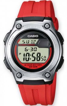 Годинник Casio W-211-4AVEF