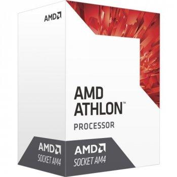 AMD A8-9600 3.1GHz/2MB AM4 Bristol Ridge BOX (AD9600AGABBOX)