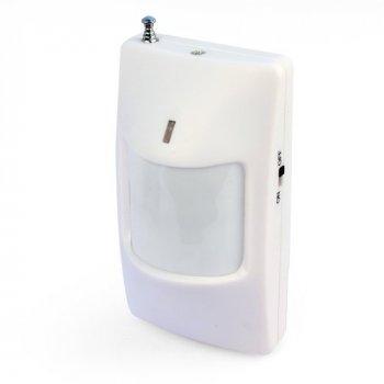 Бездротовий датчик руху PIR 200 GSM 433 МГц для GSM сигналізації (2323280941122)