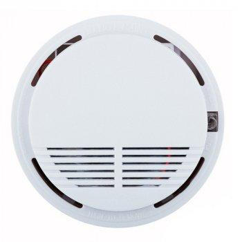 Бездротовий датчик диму Smoke Plus GSM 433 МГц для GSM сигналізації (2323280941124)