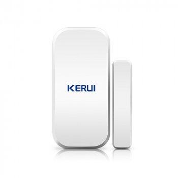 Бесроводной датчик ГЕРКОН KERUI D025 GSM 433 МГц для GSM сигналізації (2323280941130)