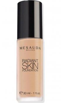 Тональный крем с гиалуроновой кислотой MESAUDA Radiant Skin Foundation 304 Almond
