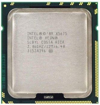 Процессор Intel Xeon X5675 (AT80614006696AA), б/в