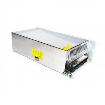 Блок живлення адаптер 12V 50A Metall Kronos S-600-12 (gr_005903)