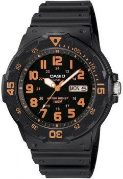 Наручний чоловічий годинник Casio MRW-200H-4BVEF
