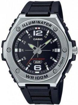 Наручний чоловічий годинник Casio MWA-100H-1AVEF