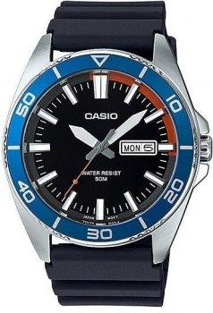 Наручний чоловічий годинник Casio MTD-120-1AVDF