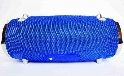 Портативна bluetooth стерео колонка T&G Xtreme 2 Medium BIG Синя (Xtreme 2 M Blue)