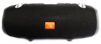 Портативна bluetooth стерео колонка колонка T&G Xtreme 2 mini Чорна (Xtreme 2 mini Black)