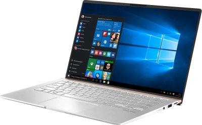 Ноутбук ASUS ZenBook 14 UX433FA-A5104T (90NB0JR4-M03870) Icicle Silver + фірмовий чохол