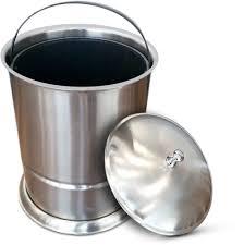 Відро для сміття KUGU FREESTAND 926I сатин (73762)