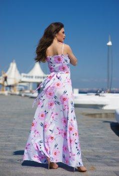 Сарафан ELFBERG 393 Розовый