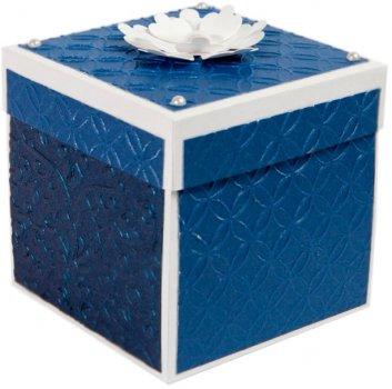 Набір для творчості Умняшка Кардмейкінг. Виготовлення подарункової коробочки (4820129201364) (ОТК-009)