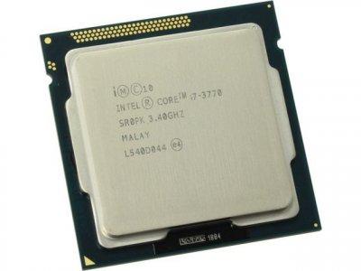Процесор Intel Core i7-3770 3.4 GHz/5GT/s/8MB (BX80637I73770) s1155 tray