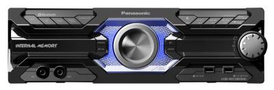 Музичний центр Panasonic SC-AKX710GSK (6429808)