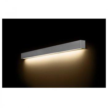 Світлодіодний світильник Nowodvorski STRAIGHT WALL LED SILVER L 9615