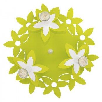 Настінний світильник Nowodvorski FLOWERS GREEN 6900