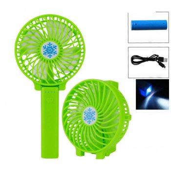 Вентилятор мини ручной HANDY MINI FAN Зеленый (BS2125)