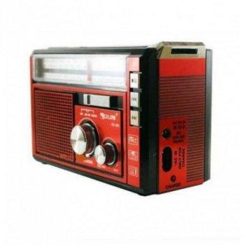 Радиоприемник GOLON RX-382 Красный (BS2169)