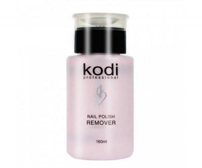 Засіб для зняття гель-лаку 100 мл Kodi Nail Polish Remover, 160 мл