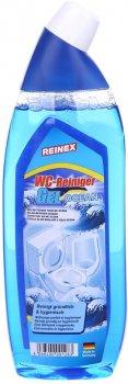Засіб очищення й дезінфекції Reinex WC-Reiniger Gel Ocean для унітазів і пісуарів 750 мл (4068400001283)