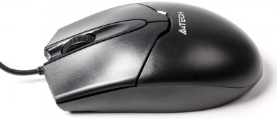 Миша A4Tech OP-550NU USB Black (4711421908375)