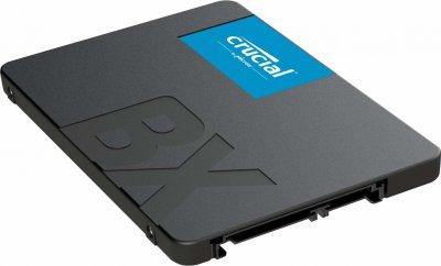 "SSD накопичувач Crucial BX500 120GB 2.5"" SATAIII 3D NAND TLC (CT120BX500SSD1)"