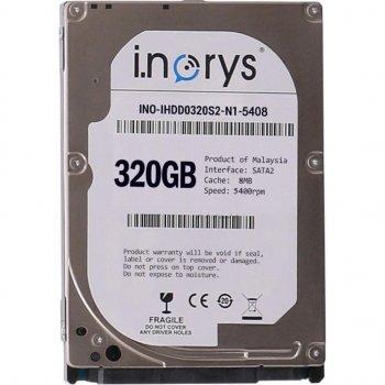 """Жорсткий диск 3.5"""" 320GB SATA i.norys (INO-IHDD0320S2-D1-5408)"""