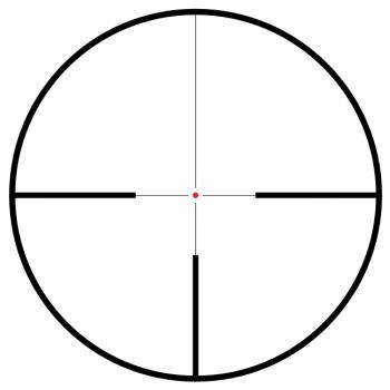 Приціл оптичний Hawke Vantage 30 WA 2.5-10х50 сітка L4A Dot з підсвічуванням. 39860112