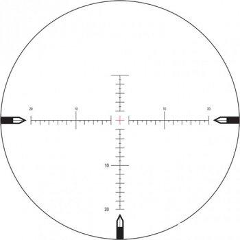 Приціл оптичний Nightforce SHV 5-20x56 F2 ZeroSet 0.250 MOA сітка MOAR з підсвічуванням. 23750097