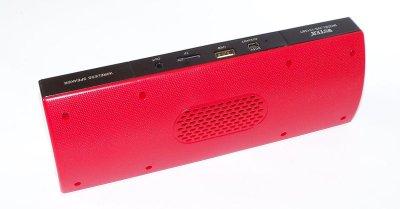 Портативная Bluetooth колонка SPS WS 1515 BT+ Clock (SMR30)