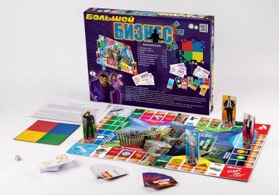 Настільна гра Монополія Великий Бізнес Danko Toys DT-G1
